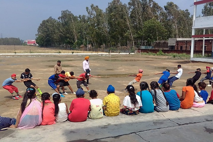 Sacred Heart Public School-Games