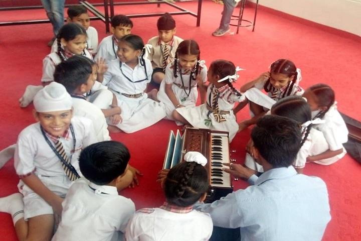 Sacred Heart Public School-Music Room