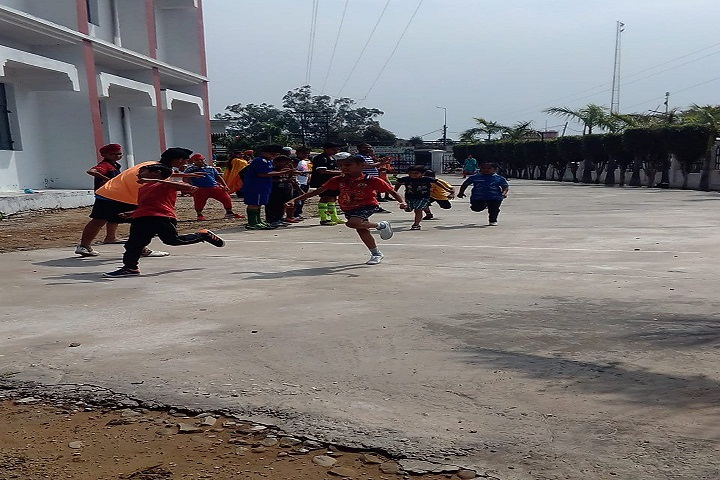 Sacred Heart Public School-Sports