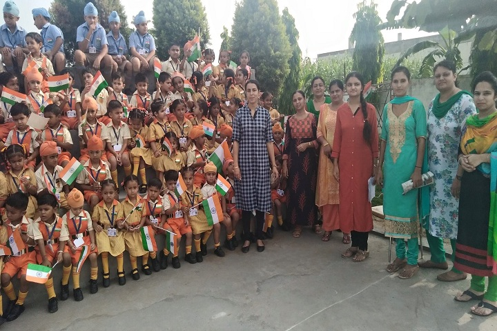 Saffron City School-Independence Day Celebrations