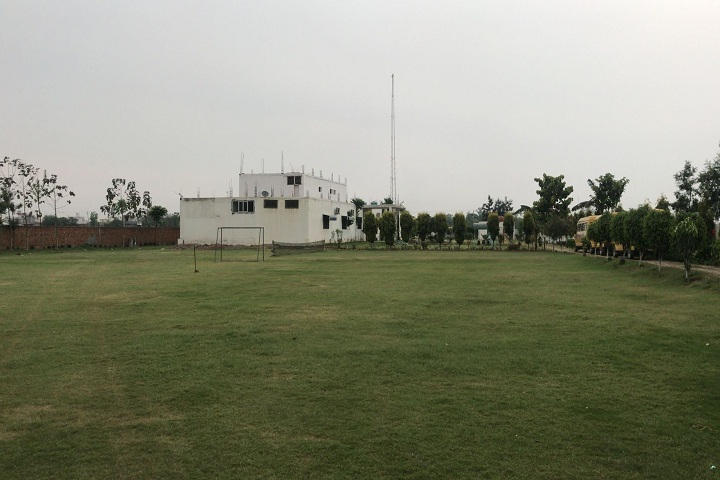 Saffron City School-Play Ground