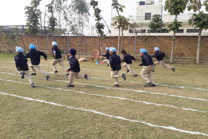 Saffron City School-Sports