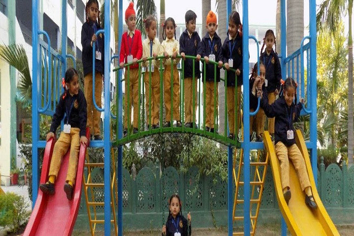 Saffron City School-Kindergarden