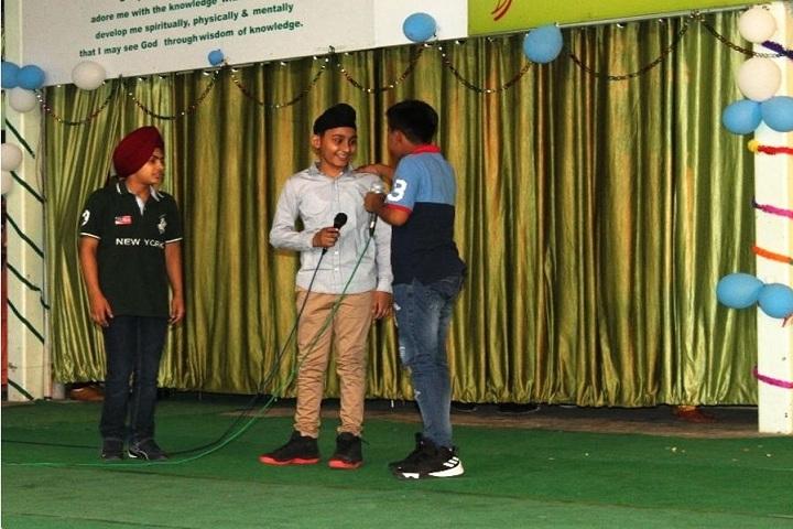 Sahibzada Ajit Singh Academy-Freshers Party