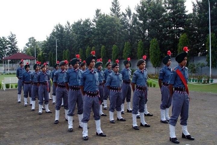 Sahibzada Ajit Singh Academy-NCC