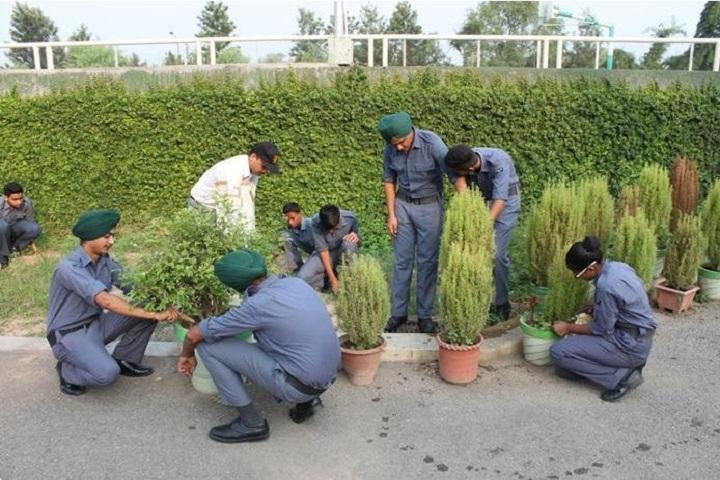 Sahibzada Ajit Singh Academy-Tree Plantation