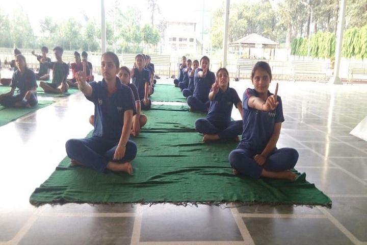 Sahibzada Ajit Singh Academy-Yoga