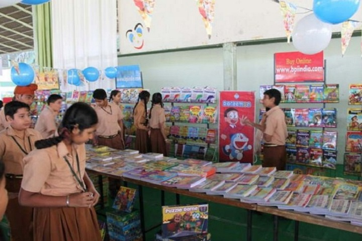 Sahibzada Ajit Singh Academy-Book Fair