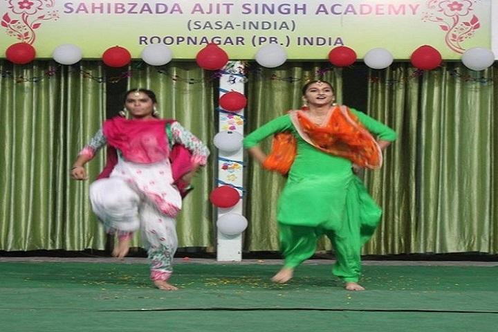 Sahibzada Ajit Singh Academy-Dussera Celebrations