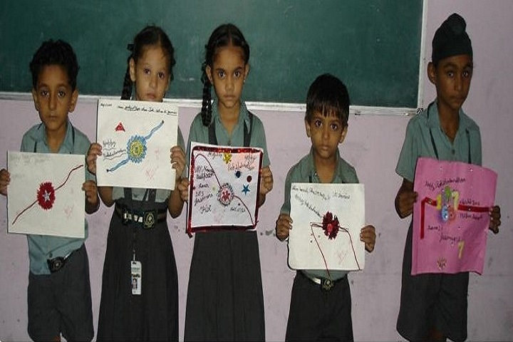 Sahibzada Ajit Singh Academy-Rakhi Making