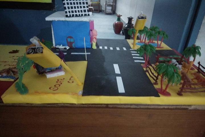 Sahibzada Zorawar Singh Public School-Exhibition
