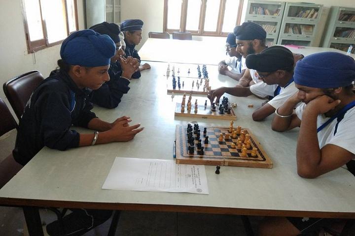 Sahibzada Zorawar Singh Public School-Indoor Games