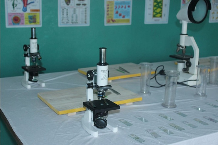 Saini International School-Lab