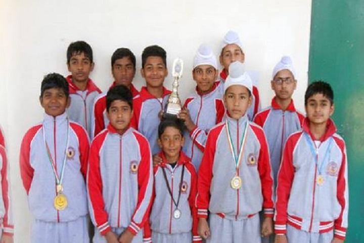 Saini International School-Awards