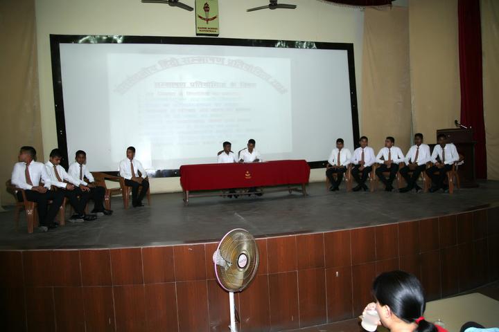 Sainik School-Debate