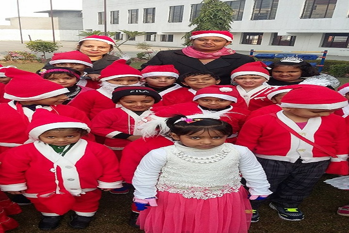 Saint Bir Santosh Public School-Chritmas Celebrations