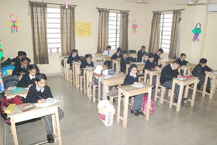 Saint Bir Santosh Public School-Class Room