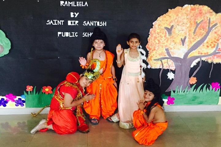 Saint Bir Santosh Public School-Drama