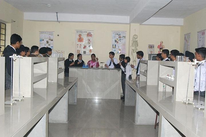 Saint Bir Santosh Public School-Lab