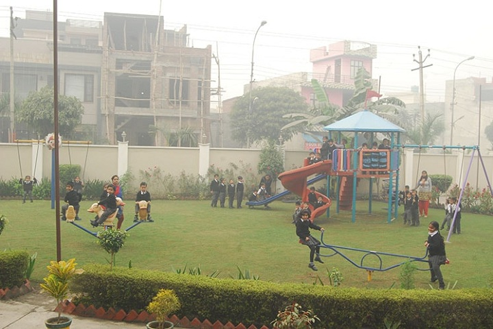 Saint Bir Santosh Public School-Play Area