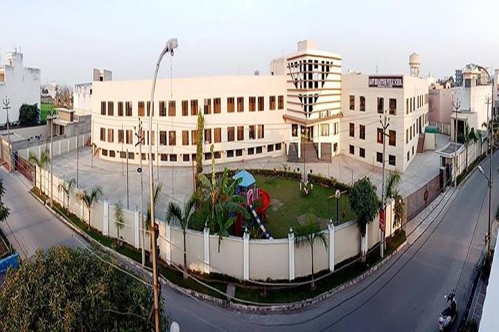 Saint Bir Santosh Public School-School Building