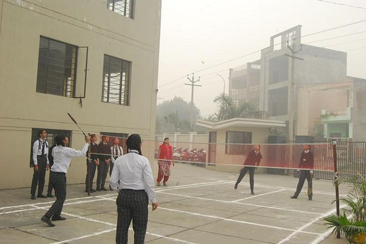 Saint Bir Santosh Public School-Sports