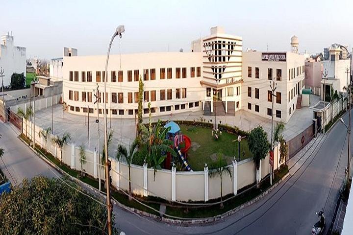 Saint Bir Santosh Public School-Campus-View