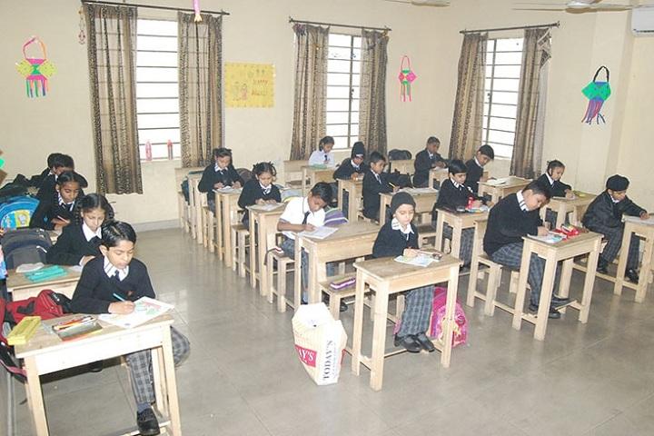Saint Bir Santosh Public School-Classroom view