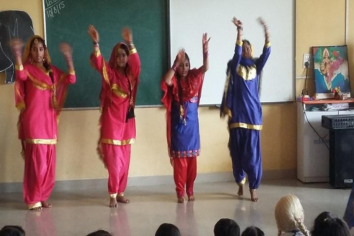 Saint Bir Santosh Public School-Events dance