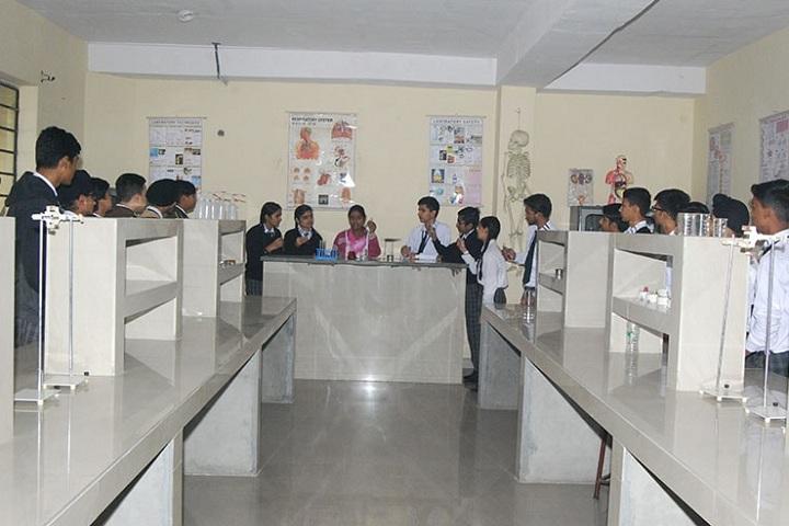 Saint Bir Santosh Public School-Laboratory chemistry