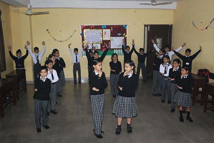 Saint Bir Santosh Public School-Others dance
