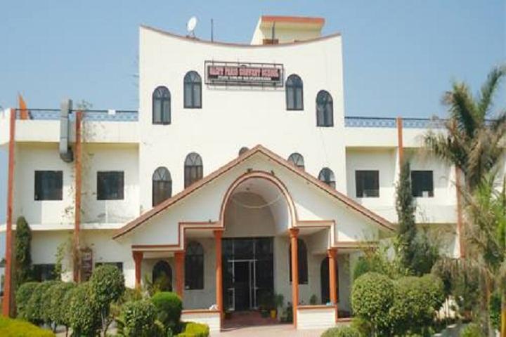 Saint Farid Convent School-School Building