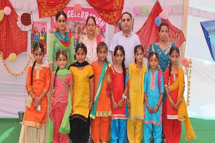 Saint Farid Convent School-Kids