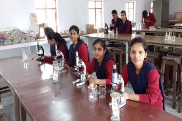 Jawahar Navodaya Vidyalaya-Biology-Lab