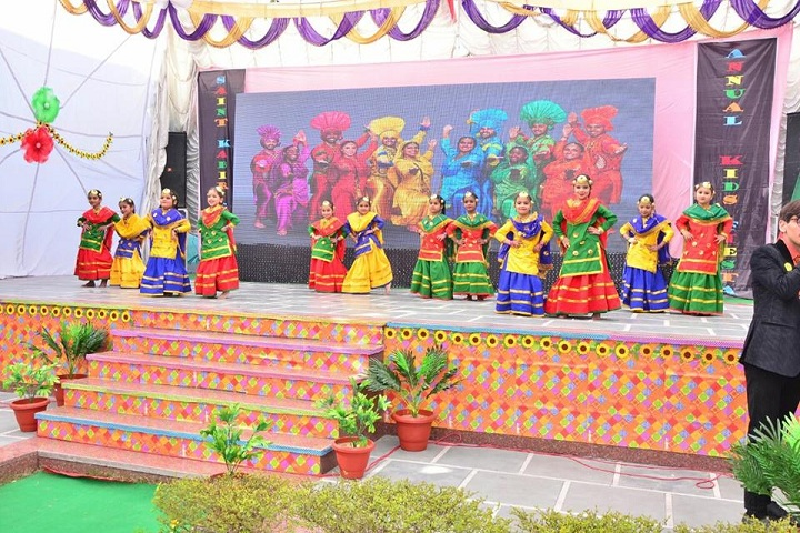Saint Kabir Gurukul-Annual Day Celebrations