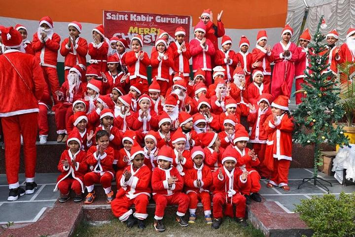 Saint Kabir Gurukul-Chritmas Celebrations
