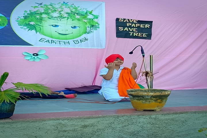 Saint Kabir Gurukul-Earth Day Celebrations
