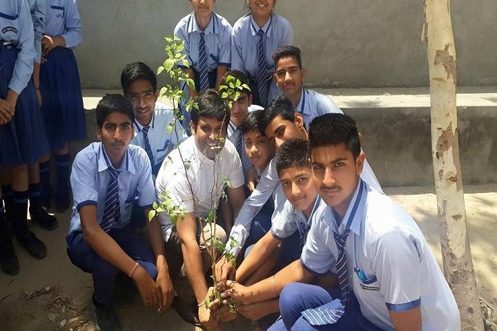 Saint Kabir Gurukul-Plant a Tree Programme