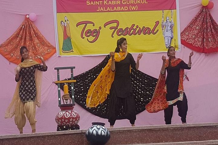 Saint Kabir Gurukul-Teej Festival