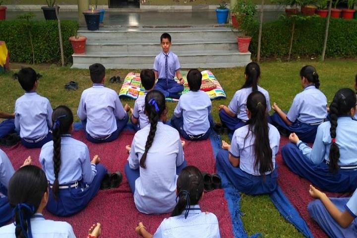 Saint Kabir Gurukul-Yoga