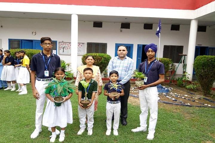Saint Soldier Convent School-Plant a Tree Program