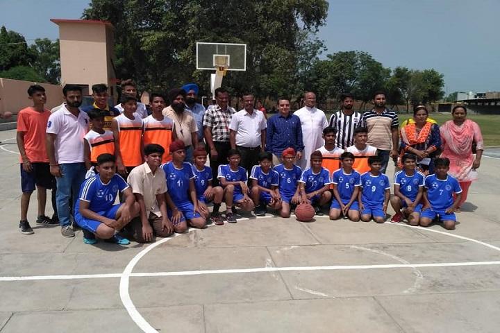 Saint Soldier Convent School-Sports Team