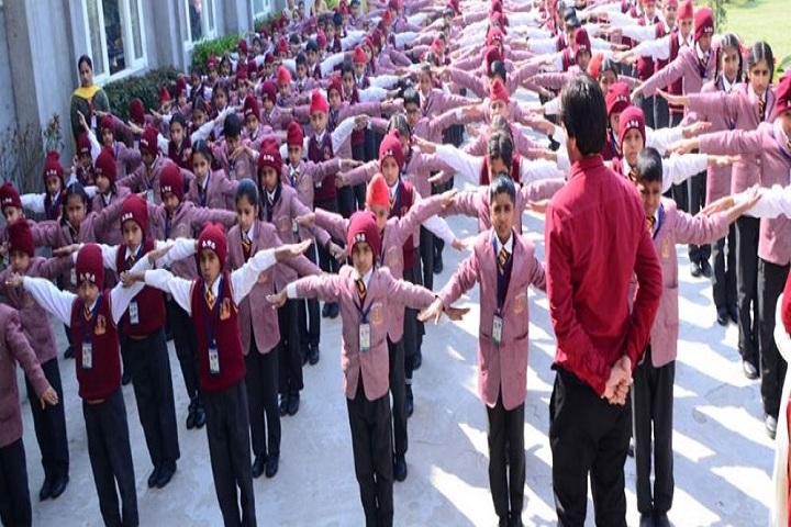 Sampuran Public School-Drill