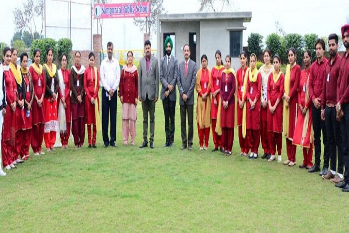Sampuran Public School-Faculty
