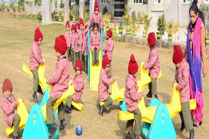 Sampuran Public School-Play Area