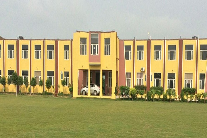 Sampuran Public School-School Building