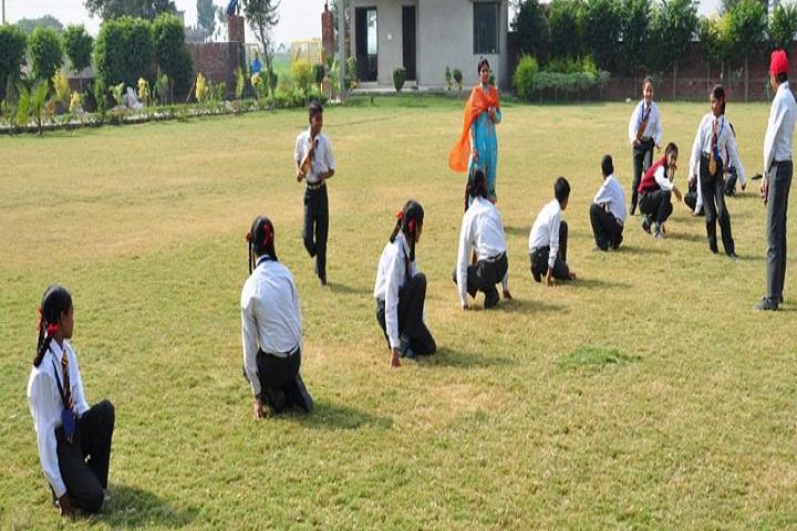 Sampuran Public School-Sports