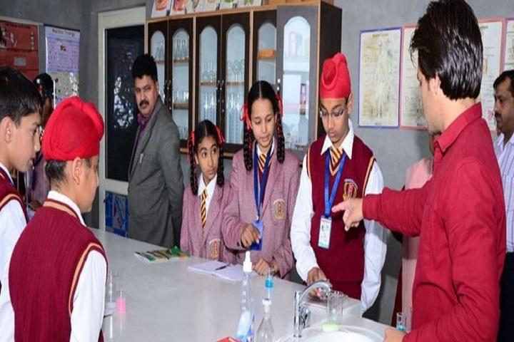 Sampuran Public School-Laboratory