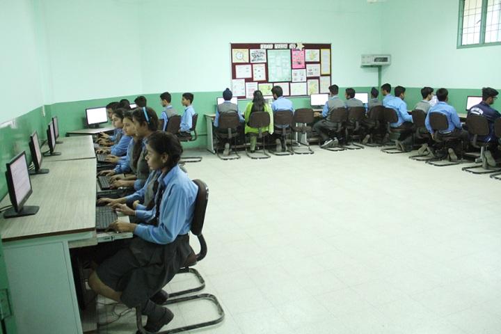 Sanskiriti Kmv School-Computer Lab