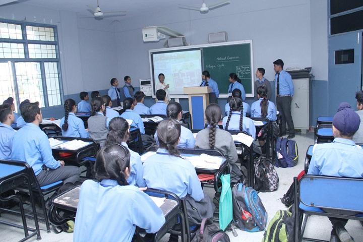 Sanskiriti Kmv School-Smart Class
